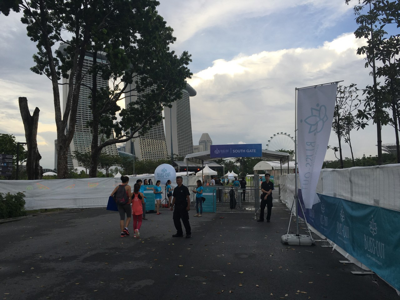 qool enviro portable toilets in bliss out 2015 4
